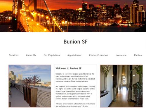 Bunion San Francisco