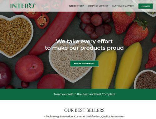 Interonutrition 건강식품 OEM 회사