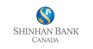 카나다 신한은행 홈페이지 제작