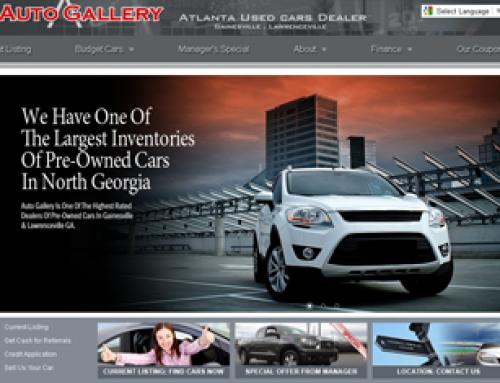 Autogalleryinc 중고차 판매